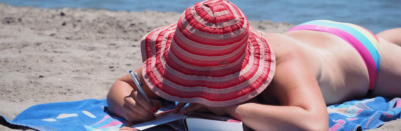 Consejos para tomar el sol sin peligro en verano