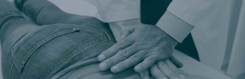 Quiropráctica para solucionar dolores de espalda